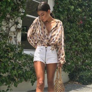 Tops - 100% silk blouse